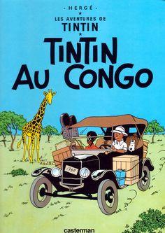 Hergé | Les Aventures de Tintin | N°2 Tintin au Congo, juillet 1931