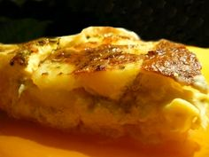 Welsh Recipe - Penbryn Cheese Pudding (Pwdin Caws Penbryn)