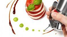 Basil Emulsion - Creamright.com 300 ml Olive oil 300 g Fresh basil 1 g Salt 1 g Pepper