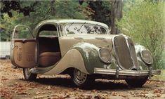1936 Panhard-Levassor.