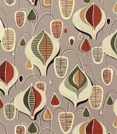 Modernist Textiles   1950's & Henry Moore   Modernist Graphic Design