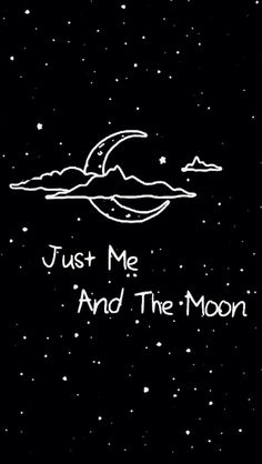 iphone wallpaper moon We, usually go earlier to bed, but please, dont forget to look at the sky and contemplate the wherever you sleep! Black Background Quotes, Black Background Wallpaper, Wallpaper Space, Dark Wallpaper, Wallpaper Doodle, Quote Backgrounds, Wallpaper Quotes, Wallpaper Backgrounds, Cute Disney Wallpaper