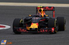 Daniil Kvyat, Red Bull, Formule 1 Grand Prix van Bahrein 2016, Formule 1