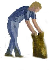 Man with Sack