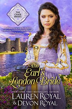 The Earl's London Bride: A Sweet & Clean Historical Romance (The Chase…
