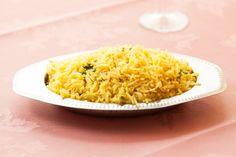 Rice Dishes - Egg Pilau