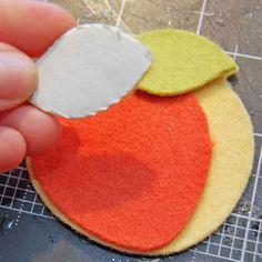 How to cut felt: Cricut Felt Cutting Tutorial