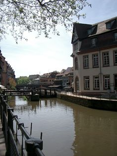 #Strasbourg (Quartier Petite France) France  Photo : Shehrazad