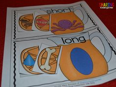 long and short vowel