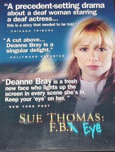Sue Thomas FBEYE   Sue Thomas: Słyszące oczy FBI / Sue Thomas: F.B.Eye (2002) : Seriale ...