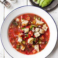 Chłodnik pomidorowy | Kwestia Smaku