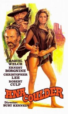 Rachel Welch, Old Movies, Vintage Movies, Great Movies, Old Movie Posters, Cinema Posters, Westerns, Hannie Caulder, Russ Mayer