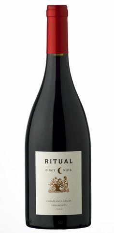 Ritual Pinot Noir 2015 | This red wine has tons of bright flavor, with notes of cranberry and florals.