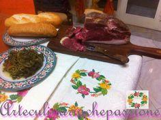 Arte culinaria che passione @ Passion for cooking: Thanks for your time  Prosciutto crudo pane e fria...
