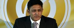 Online Business Operator: Anil Kumble appointed head coach of Indian cricket...