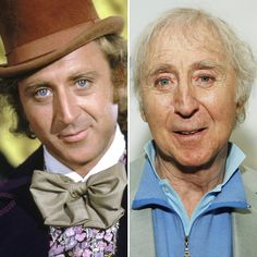 RIP Gene Wilder — See the 'Willy Wonka & the Chocolate Factory' Cast Then and Now - Closer Weekly Milwaukee, Celebrities Then And Now, Stars Then And Now, Cinema, Willy Wonka, Chocolate Factory, Before Us, Hollywood Stars, Famous Faces