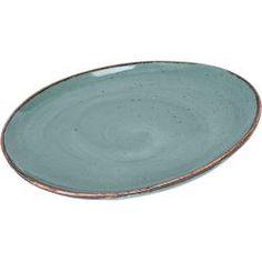 Geschirr-Set BUTLERS Eaton Place Klassisches Salatteller-Set aus Keramik /Ø 22 cm 6 wei/ße Teller in romantischem Stil