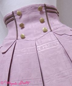Melty Ribbon Chocolateスカート