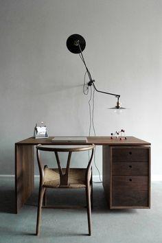 Wishbone chair by Hans J. Wegner from Carl Hansen