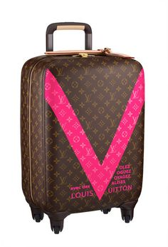 Louis Vuitton's art-inspired travel capsule collection