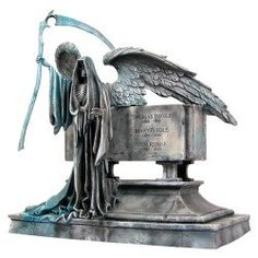 Gentle Giant Harry Potter and the Goblet of Fire 7 Inch Statue Riddle Gravestone @ niftywarehouse.com