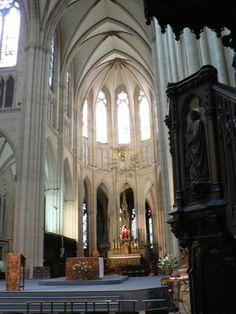 The Infinite Gallery : The Church Saint Clotilde !!!!!!