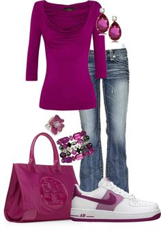"""""""Plum AirForce1"""" by lovenorchids on Polyvore"""
