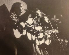 Derek and the Dominos with Dave Mason at the Lyceum, 14th June, 1970. Photographs by Barrie Wentzell.  Tumblr