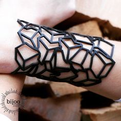 Do you also love clear lines?#bijoo #kautschukschmuck #würfel #dice #blackbracelet #bracelet #armband #blackjewelry #schwarzerschmuck Tattoos, Wristlets, Schmuck, Tatuajes, Tattoo, Tattos, Tattoo Designs