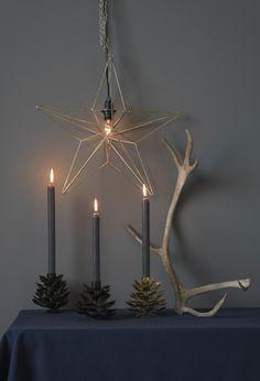 Julstjärnor, adventsstjärnor & julbelysning – Hemtex