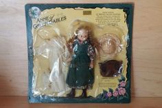 Anne of Green Gables Doll Set 60's par ToyTreasureChest sur Etsy
