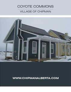 coyote commons with realtors - Chipman, Alberta Pink Houses, Cottage, Country, Outdoor Decor, Home, Rural Area, Cottages, Ad Home, Country Music