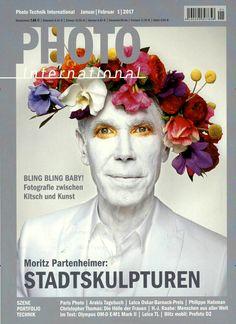 Stadtskulpturen. Gefunden in: Photo International, Nr. 1/2017