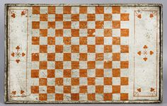 Antique Gameboards