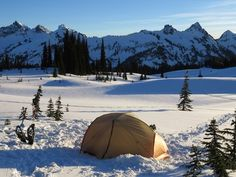10 winter camping tips for every camper