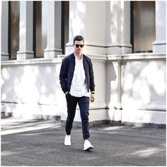 """WEBSTA @ shaun.lyle - Mixing it up with a bit of navy from the recent """"Navy…"""