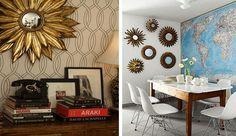 espejo sol - Buscar con Google Tapestry, Google, Home Decor, Sun Mirror, Hanging Tapestry, Tapestries, Decoration Home, Room Decor, Home Interior Design