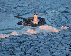 Finland lighthouse