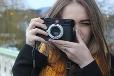Freya Bromley: London Street Style with the Leica M