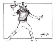 The Quack Quarterback