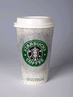 As much as I've invested in this company, I should totally receive a rhinestone (or even diamond) covered cup from them. Pretty sweet.