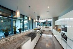 Custom Private Home in British Columbia by David Tyrell Architecture 19