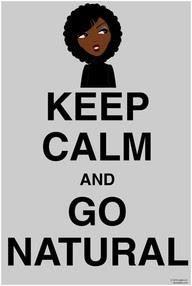 Love this!!!! #naturalhair via Fashion to Live • Keep calm