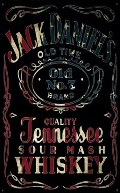 Jack Daniels by Justeen Ferguson, via Behance Kalmar Kalmar Peak