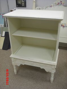 Vintage Bookcase on Pinterest | Shabby Chic Bookcase - Google Search