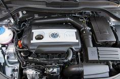 2013 Volkswagen CC engine