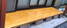 最安でウッドデッキをDIY|LIMIA (リミア) Butcher Block Cutting Board, Home, Ad Home, Homes, Haus, Houses