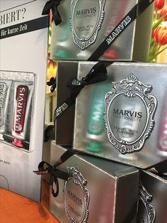 Marvis Zahnpasta ein besondere Geschmackserlebnis