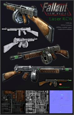 fallout weapon concept art - Google Search