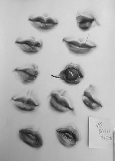 Drawing Lip